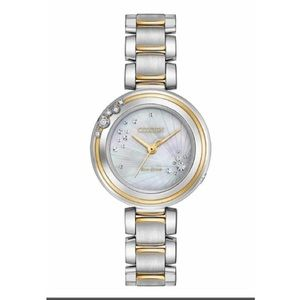Citizen Eco-Drive Two Tone Carina Diamond Watch
